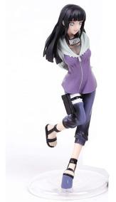 Hinata Naruto Action Figure Boneca Brinquedo