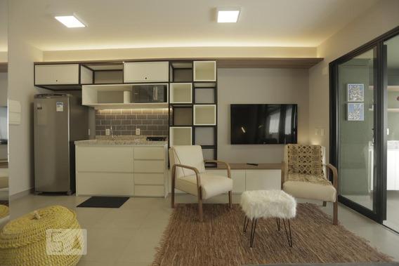 Apartamento Para Aluguel - Bela Vista, 1 Quarto, 35 - 893038631