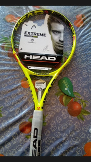 Raqueta Head Extreme Pro Nueva.