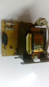 Transformador Aparelho De Som Toshiba Modelo Ms6525cd