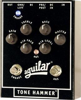 Caja Directa Aguilar Tone Hammer Bass Preamp