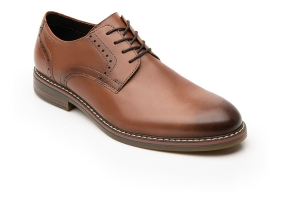 Zapato Flexi Hombre 404601 Tan