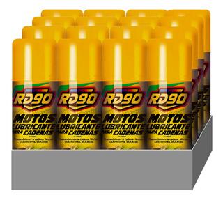Rd90 Motos Lubricante Para Cadenas Aerosol 140g Pack 16u