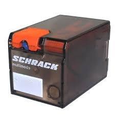 Relé Schrack Mt-321220 250v 10a