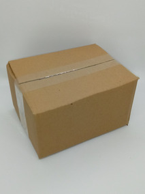 Kit 100 Caixas Papelão Correio Pac/sedex 19x16x10 + 16x11x7