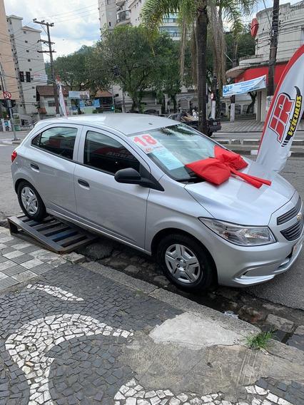 Chevrolet Onix 1.0 Mt Joye Completo 2018.