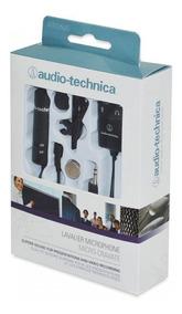 Microfone De Lapela Audio-technica Atr3350is