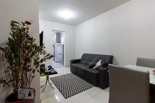 Imagem 1 de 15 de Apartamento Para Aluguel - Jaqueline, 2 Quartos,  60 - 893383238