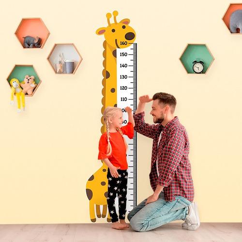 Régua De Crescimento Girafa