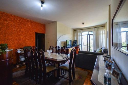 Imagem 1 de 30 de Apartamento Com 3 Dormitórios À Venda, 152 M² Por R$ 495.000,00 - Centro - Santo André/sp - Ap10314