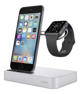 Carregador Dock Belkin Valet iPhone Apple Watch