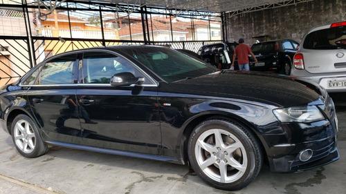 Audi A4 S-line 2010 214cv Blindado