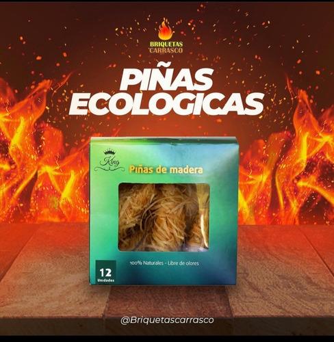Piñas Ecológicas  Para Encender Tu Estufa Calefactores