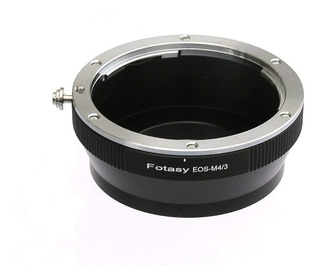 Adaptador De Lentes Canon Ef Eos A Micro 4/3 Bajo Pedido