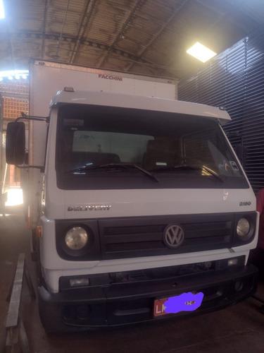 Imagem 1 de 4 de Caminhão Vw 9.160