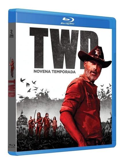 The Walking Dead Temporada 9 Blu-ray