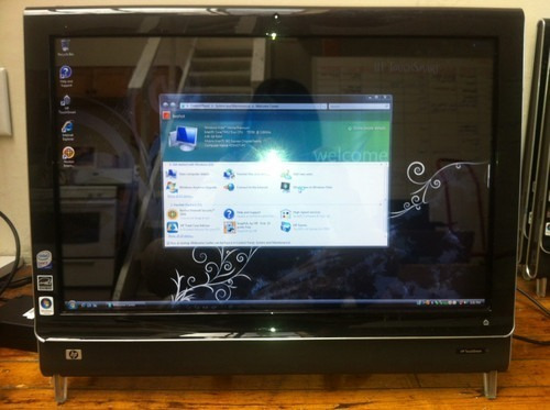 Pantalla Para Hp All In One Thochsmart Touch Smart Pc Iq504