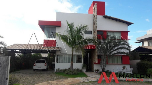 Imagem 1 de 14 de Vc01202 Casa Condomínio Fechado Alto Do Valle San Valle