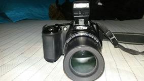 Câmera Fotográfica Nikon Coolpix L830 Super Zoom