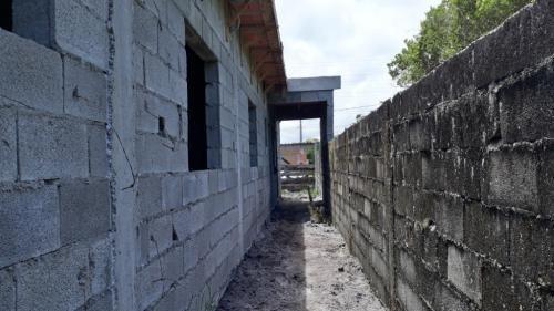 Imagem 1 de 7 de Casa No Bairro Palmeiras Com 01 Suíte Em Itanhaém - 7502
