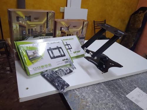 Soporte Movible 200x200 42/43  35kg 180°giro 15° Inclinacion