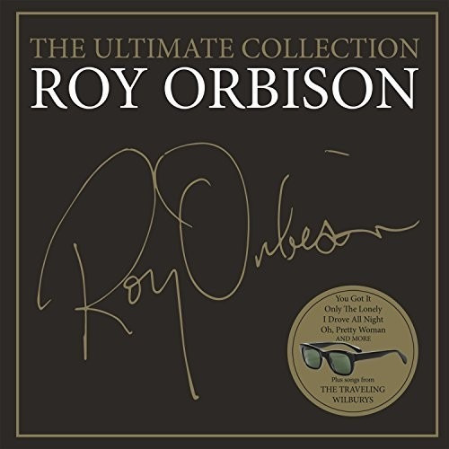 Roy Orbison Ultimate Collection Cd Nl Import