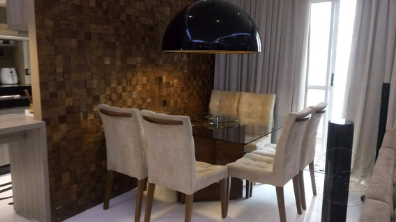 Apartamento Com Planta De 2 Dormitórios À Venda, 72 M² Por R$ 380.000 - Jardim Tupanci - Barueri/sp - Ap0203