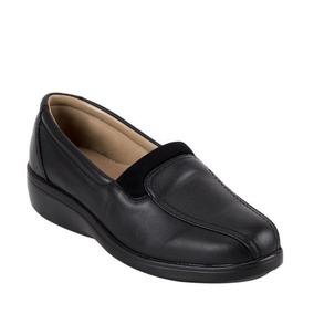 Zapato Pie Diabetico Dama Triple Ancho Comodo Piel 824898
