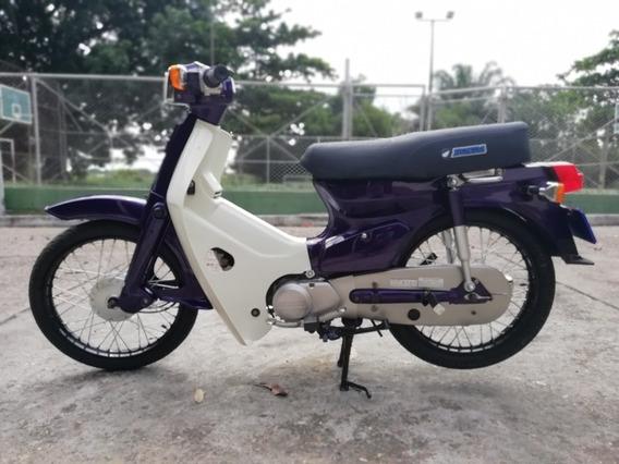 Motocicleta Honda C-90 Edición 2019 Restaurada