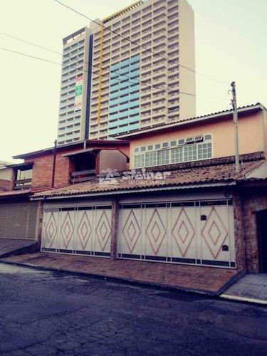 Imagem 1 de 30 de Venda Sobrado 4 Dormitórios Parque Renato Maia Guarulhos R$ 1.015.000,00 - 34586v