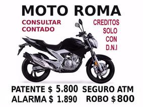 Yamaha Fazer 250 Motoroma
