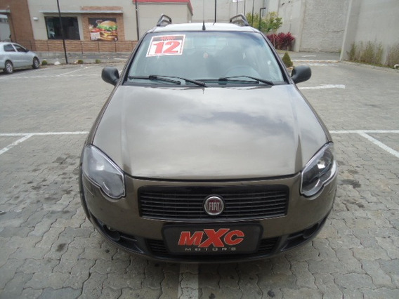 Fiat / Palio Weekend Trekking 1.6
