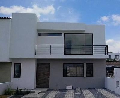 Excelente Casa En Renta En San Isidro Juriquilla