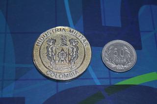 Medalla Militar Fuerzas Militares De Colombia
