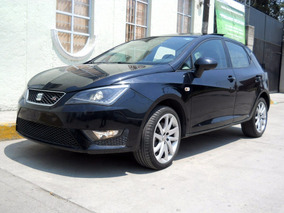 Seat Ibiza Fr, Mod. 2013, Color Negro, Impecable, Deportivo