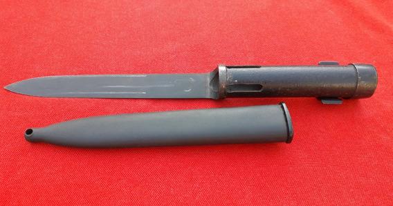 Sable Bayoneta Fal Tubular Con Vaina Completo
