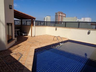 Cobertura Em Perdizes, São Paulo/sp De 345m² 3 Quartos À Venda Por R$ 2.800.000,00 Ou Para Locação R$ 6.000,00/mes - Co224743lr