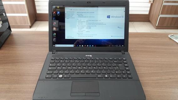 Notebook Cce Iron-535p Proc. I5/6gb/hd 500gb