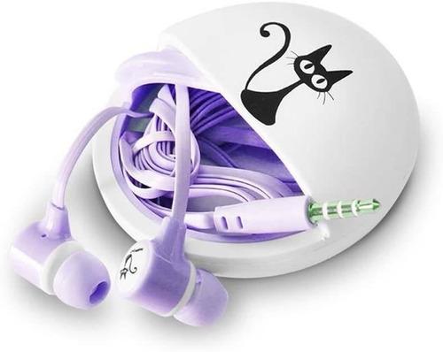 Auriculares Qearfun In Ear Lila