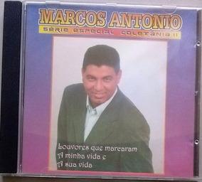 Cd Marcos Antonio - Série Especial Coletânea 2