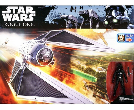 Nave Star Wars Hasbro Brinquedo Rogue One Class D Atira Nerf
