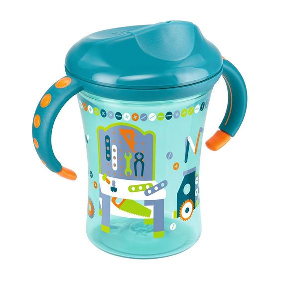 Vaso Easy Learning Cup Color Azul Marca Nuk