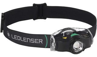 Linterna Minero Led Lenser Mh4 Cabeza Frontal Vincha 200 Lum