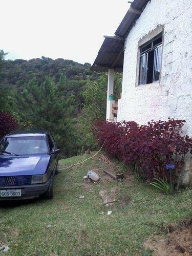 Imagem 1 de 19 de Casa Com 1 Dorm, Jacuba, Juquitiba - R$ 140.000,00, 100m² - Codigo: 234783 - V234783