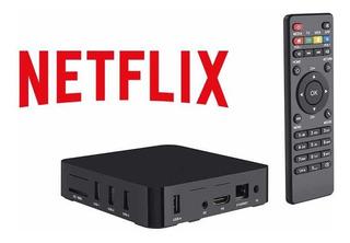 Convertidor Smart Tv Box Android Tv Calidad