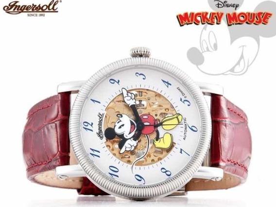 Ingersoll Reloj Mickey Mouse Disney Ltd Automatico Prototyp