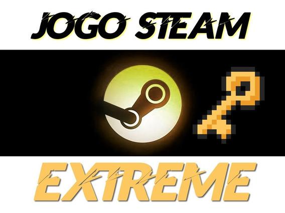 Jogos Steam Extreme Aleatório - Pc Game Key Original