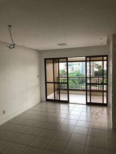 Apartamento Para Aluguel, 2 Quartos, 2 Suítes, 2 Vagas, Horto Florestal - Salvador/ba - 109