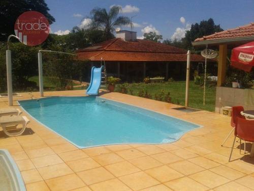 Imagem 1 de 30 de Chácara Com 3 Dormitórios À Venda, 5000 M² Por R$ 950.000,00 - Recreio Internacional - Ribeirão Preto/sp - Ch0095