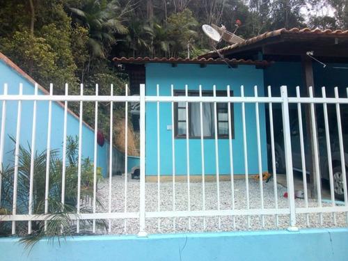Imagem 1 de 12 de Casa Geminada Bateas Brusque - 132297